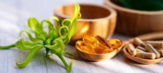 Vitamines D et C naturelles en gélules pour lutter contre virus, coronavirus…